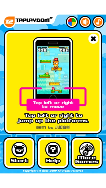 Tap Tap Spring - Tappi Bear screenshot-3
