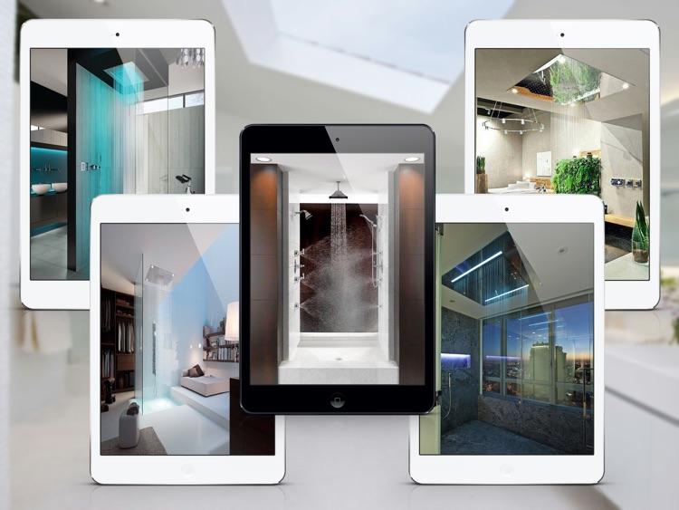 Bathroom Decor Ideas for iPad screenshot-3