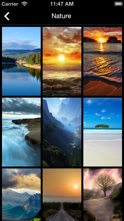 Wallpapers iOS 7 Edition Pro screenshot-3