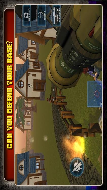 Last Stand Village : Zombie World War