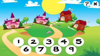 123 活躍! 遊戲,學習計數 兒童用 童話故事屏幕截圖4