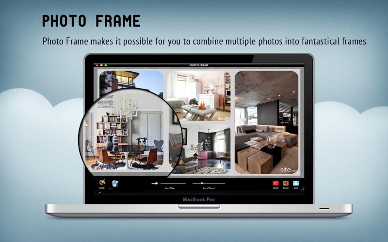Photo Frame скриншот программы 1