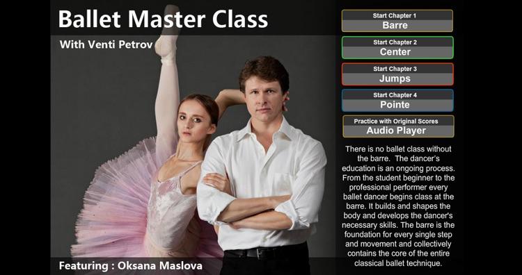Ballet Master