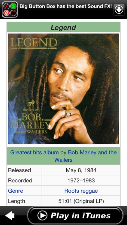 Best Reggae Albums - Top 100 Latest & Greatest New Record Music Charts & Hit Song Lists, Encyclopedia & Reviews