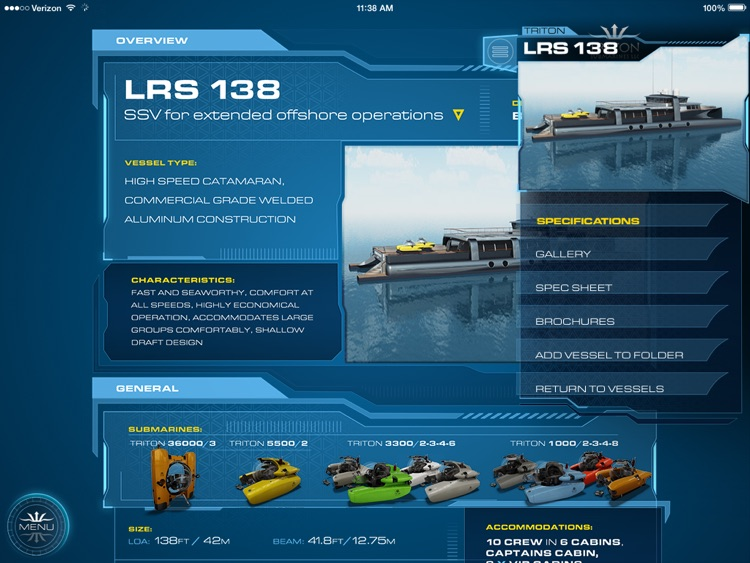 Triton Submarines screenshot-3