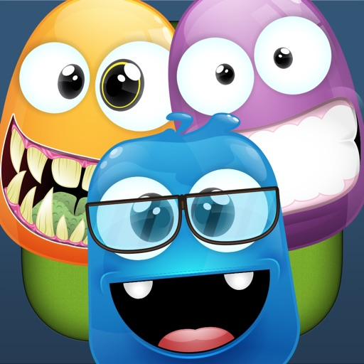 Blob Monster Avatar Creator Make Funny Cartoon Characters For