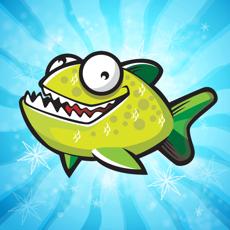 Activities of Super Fish: لعبة السمكة من اجمل العاب اطفال