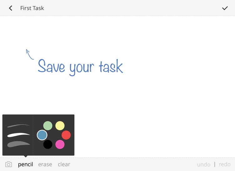 Specifics HD - Notetaker and Task Manager screenshot-3