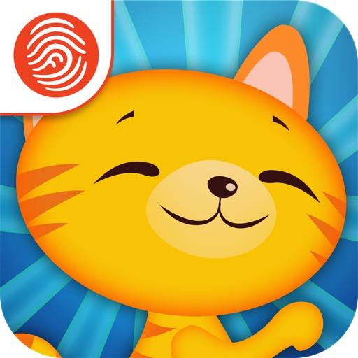 Lil' Kitten Shopping Cart - A Fingerprint Network App