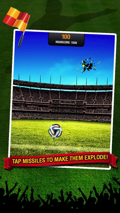 Kick Star Soccer - Keepy uppy challenge for finger football fans screenshot-3