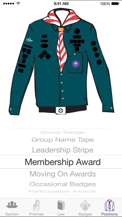 My Badges - The Scout Association (UK Programme) screenshot-4