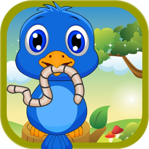 Early Baby Bird Rescue FREE - Feed Me with Worm Challenge iOS App