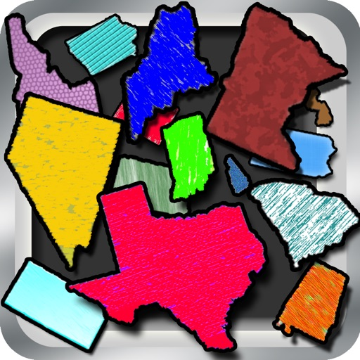 United States Flashcards - Geography