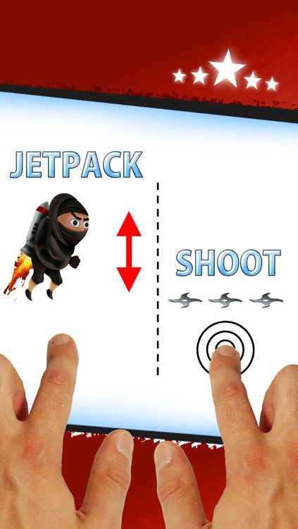 Jetpack Ninjas