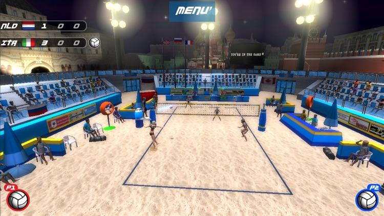 VTree Entertainment Volleyball screenshot-3