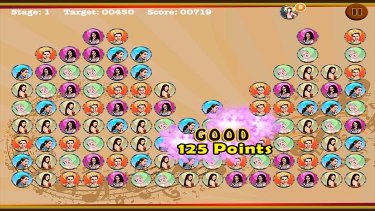 Pop Cyrus Bubble Ball Blaster screenshot-3