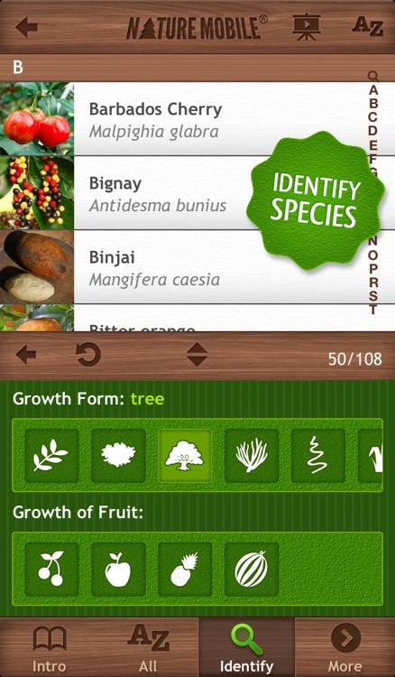 Exotic Fruits and Vegetables - NATURE MOBILE