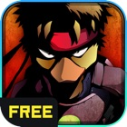 Azione Ninja anatra vs brutto drago - Action Ninja Duck vs. Ugly Dragon icon