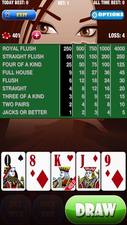 Royal Flush Poker screenshot-4