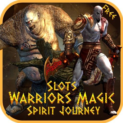Slots - Warriors Magic Spirit Journey Free iOS App