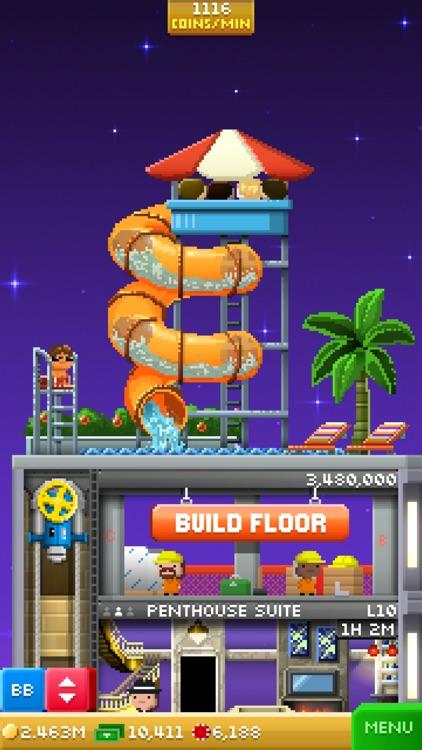 Tiny Tower Vegas screenshot-4