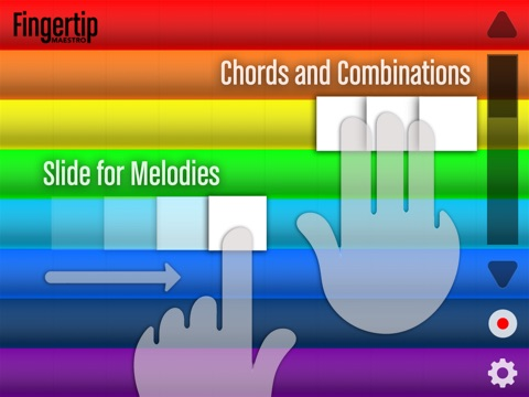 Fingertip Maestro Play Piano Chords Learn Best Guitar Fun Drums