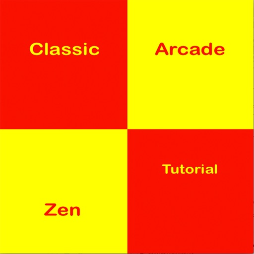 Don't Tap The Red Tiles,Tap The Yellow Tiles