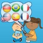 Crianças aprender línguas icon