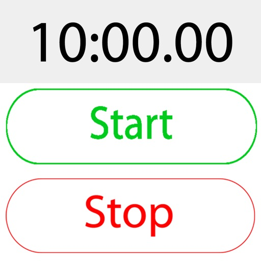Stopwatch Free!! icon