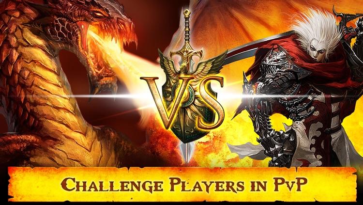 Dragon vs. Gods: Clan Wars screenshot-3