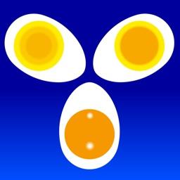 Boiled eggs: Breakfast of Champions