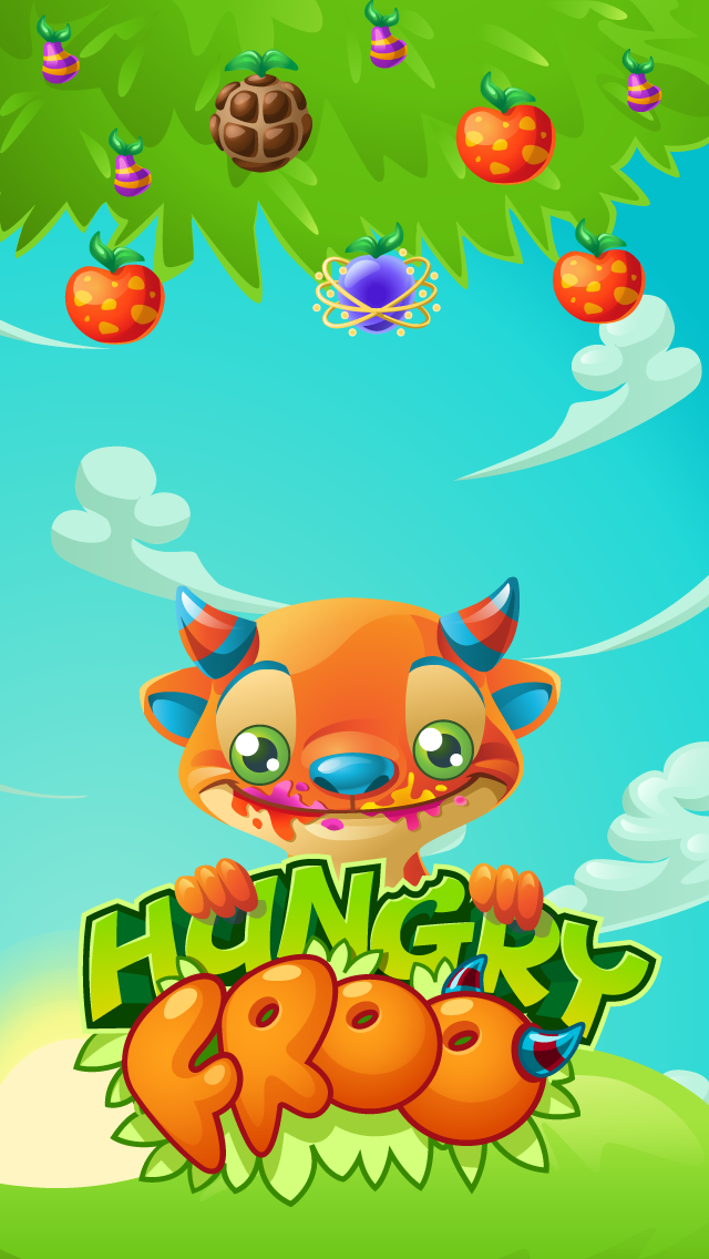 Hungry Froo på PC