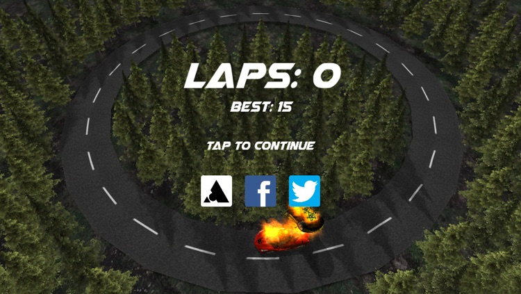 Mad Crash Racing screenshot-3