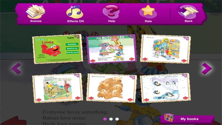 PlayTales! Kids' Books screenshot-4
