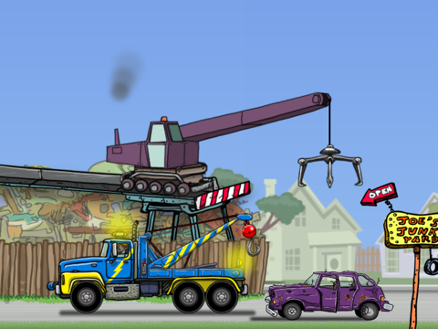 Tow Truck screenshot 3