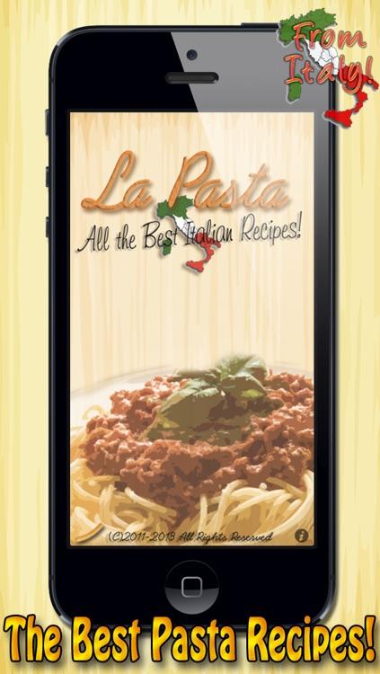 La Pasta – All the Best Italian Pasta Recipes