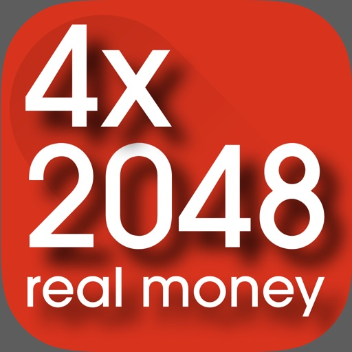 4x 2048 Real Money Tournaments & Multiplayer