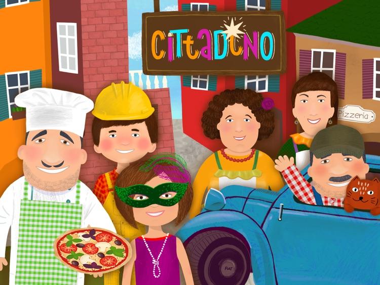 Cittadino! Early learning platform