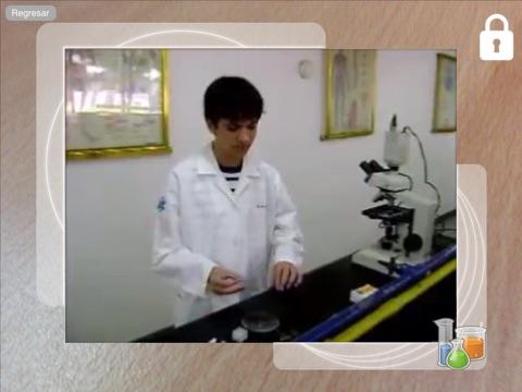 Screenshot of Liceo del Valle Biología
