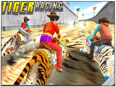 Скачать Tiger Racing 3D