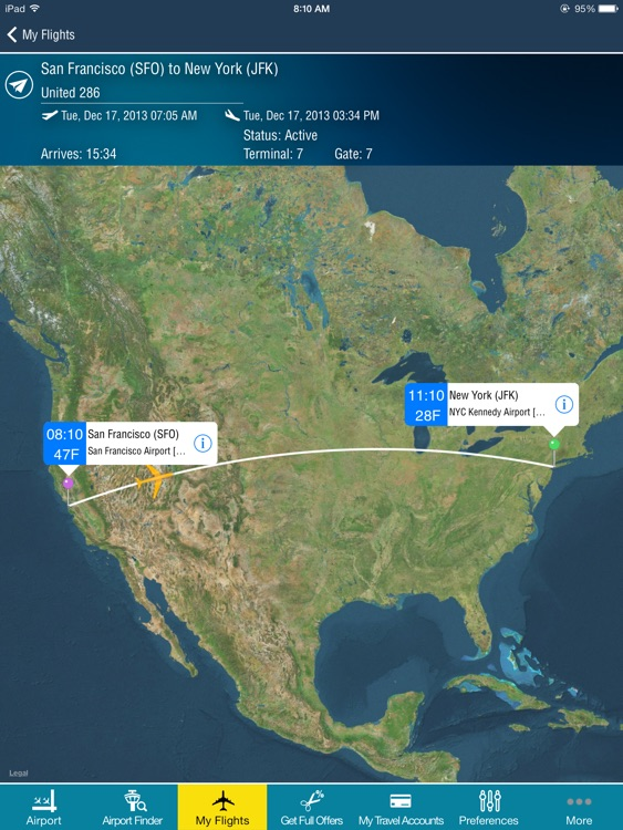 Air Travel HD- Flight Tracker (all airports)