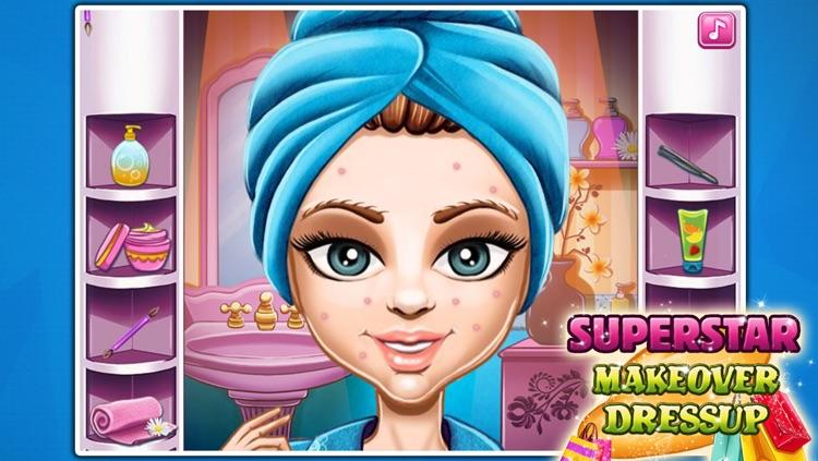 Superstar Makeover&Dressup
