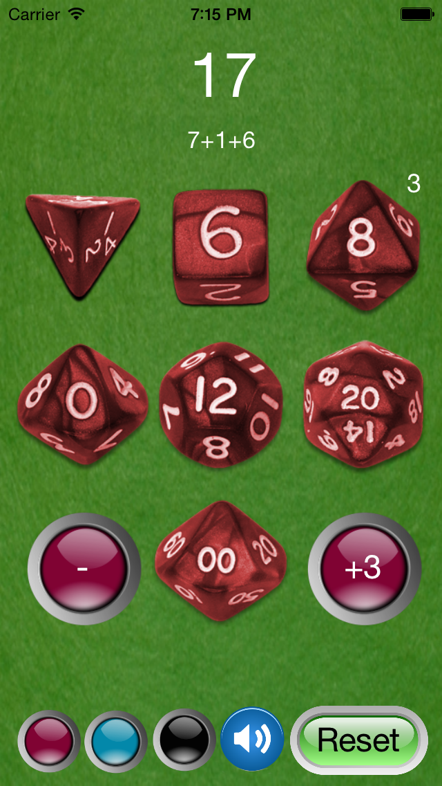 DiceMage screenshot one