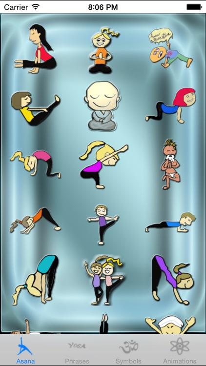 Yoga Moji