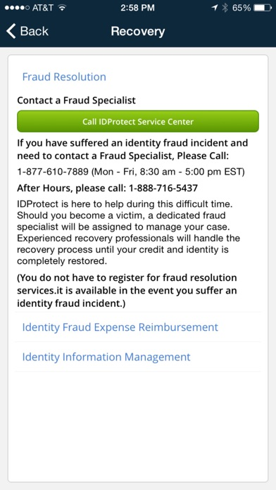 download IDProtect® apps 0