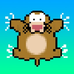 Jump-A-Mole! - Play a Free 8-Bit Jumpy Game! Hop Over the Fast, Rabid Wolf for the Best Super Jumps Score!