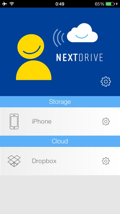 NextDrive screenshot-0