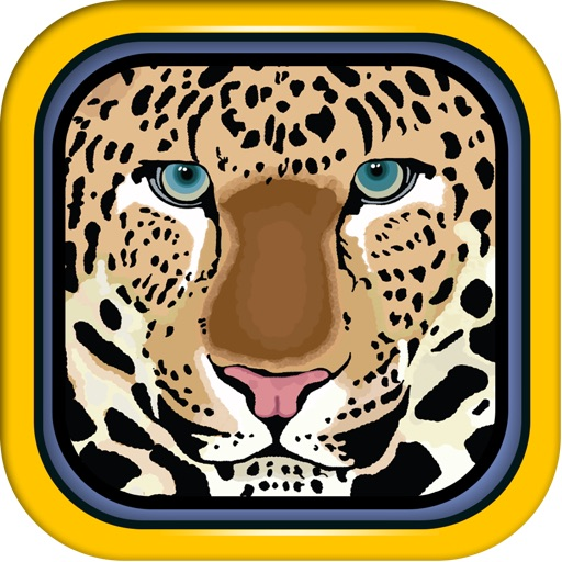 Fast Tap Wild Cat Running Race - Cheetah Rival Racing Track Run Fast To The Finish Pro