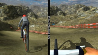 Screenshot from DMBX 2.6 - Mountain Bike and BMX