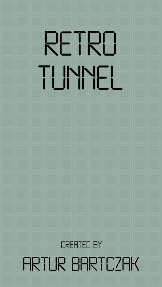 Retro Tunnel Screenshot